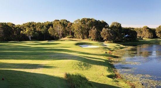 Twin Waters Golf Club