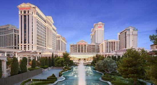 Caesers Palace Hotel & Casino