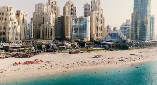 JA Ocean View Hotel, Dubai