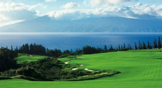 Kapalua Golf - Plantation Course